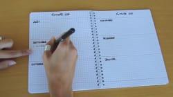 Oubliez agendas et calendriers, la méthode du