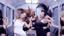 소녀시대의 유리와 서현이 듀엣곡을 발표했다