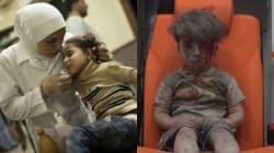 '죽음의 땅' 시리아 알레포에 목숨 걸고 들어가는