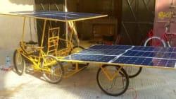 Ils créent un véhicule solaire pour les zones rurales