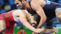 Le lutteur marocain Chakir Ansari éliminé en huitièmes de finale des