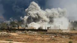 Syrie: plus de 300 civils tués en trois semaines de combats à