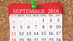 September Is The New