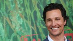 O Matthew McConaughey είχε ένα κρυφό (μέχρι σήμερα) κανάλι στο Youtube και κανείς δεν έχει καταλάβει