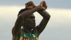 À cause de ce geste, le médaillé d'argent du marathon risque la