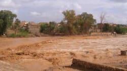 Tébessa : des pluies diluviennes font un mort et un disparu à Bir Al