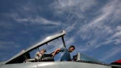 Τι βλέπει ο πιλότος ενός μαχητικού MiG-29 στους