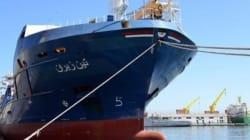 La CNAN se dote d'un nouveau navire de transport de