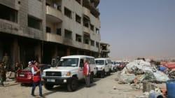 Syrie: évacuation totale des rebelles et des civils de