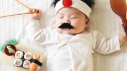 Quand la sieste de bébé devient un moment de créativité pour maman !