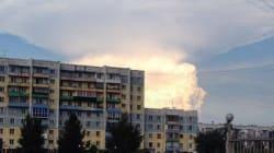 Les habitants de cette ville de Sibérie ont cru à une bombe nucléaire