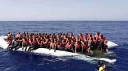 6.500 migrants secourus au large de la Libye, nouvelle affluence record attendue