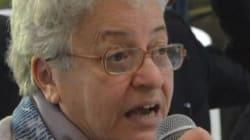 L'universitaire et militante tunisienne Hafidha Chekir, élue vice-présidente de la