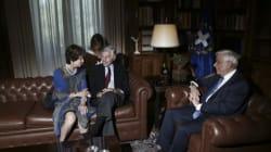 Στον Παυλόπουλο ο Δουκάκης: «Αδιέξοδη η πολιτική λιτότητας, βαθαίνει το χάσμα πλούσιων-φτωχών» υποστήριζε ο