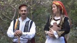 Το χιουμοριστικό βίντεο από γάμο στην Κρήτη που έγινε