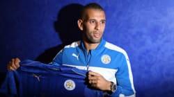 Football: Slimani 5e joueur africain le plus cher après sa signature à Leicester