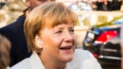 Denk ich an Deutschland in der Nacht... wird mir bei Merkel