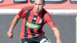 Ligue 1: Belaili auditionné jeudi par le TAS de