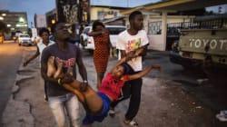 Gabon: Ali Bongo rejette la responsabilité des émeutes sur