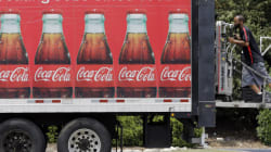 프랑스의 코카콜라 공장에 57억원 어치 코카인 선물이