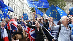 Brexit And The March For Europe: Maybe You Had To Be There To Appreciate