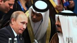 Pétrole: Russie et Arabie saoudite prônent une coopération