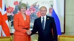 «Εποικοδομητική» συνάντηση Πούτιν-Μέι στην Κίνα. Πούτιν: Είμαστε έτοιμοι να εξομαλύνουμε τις σχέσεις