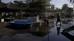 Τρεις νεκροί από πλημμύρες στο Μεξικό. Διάσωση 200 ατόμων από