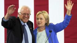 버니 샌더스는 힐러리가 클린턴 재단과의 관계를 끊어야 한다고