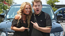 How James Corden And Britney Spears Sexualised Schoolgirls 'One More Time' In Carpool