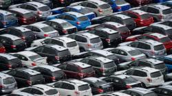 Importations de véhicules: le quota de 2017 prochainement