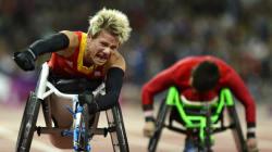 Après les Jeux paralympiques de Rio, cette athlète envisage