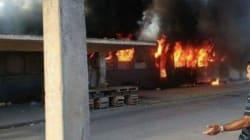 Train incendié à Annaba: des vandales identifiés, environ 140 millions Da de