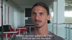 Ce qui manque à Zlatan Ibrahimovic depuis son départ du PSG? Son