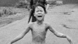 페이스북이 '네이팜탄 소녀 사진' 삭제 결정을 결국