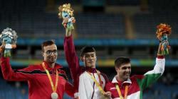 Jeux Paralympiques: Le Marocain Mahdi Afri décroche la médaille de bronze du 200