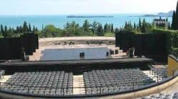 Tizi Ouzou: le théâtre en plein air livré avant la fin