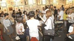 Des artistes algériens participent au