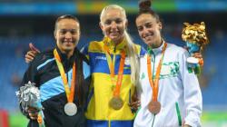 Jeux paralympiques 2016: médaille de bronze pour Hamri Lynda au saut en