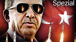Θύμωσε η Άγκυρα με το εξώφυλλο του Spiegel που παρουσιάζει τον Ερντογάν ως