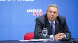 Καμμένος: Αντέχουμε μέχρι το 2019 και μέχρι το 2023. «Άριστη» η συνεργασία με Τσίπρα και