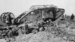 Ένας αιώνας τεθωρακισμένες «γροθιές»: Το «ντεμπούτο» των τανκ στη Μάχη του Σομ, πριν από 100