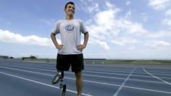 Mohamed Lahna, médaillé aux Jeux paralympiques, passionné sans limites