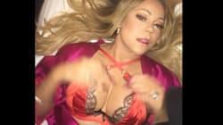 Les photos de vacances de Mariah Carey manquent vraiment