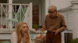 Gad Elmaleh et Miley Cyrus dans la bande annonce de la série signée Woody