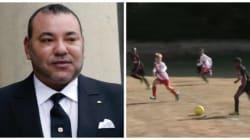 Quand Mohammed VI finance un petit club de foot local en