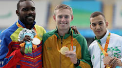 Paralympiques 2016: médaille de bronze pour Hamdi Sofiane au