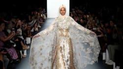 모든 모델에게 히잡을 씌운 디자이너가 뉴욕 패션위크의 역사를 새로