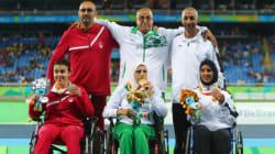 Paralympiques 2016: 4e médaille d'or pour l'Algérie