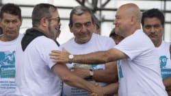 콜롬비아 최대 무장혁명단체가 무기를 내려놓고 정계 진출을